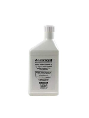 MBM Destroyit ACCED21/4, 4-1 pint bottles Shredder Oil